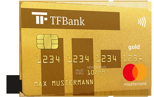 TF Mastercard Gold bekommt eigene App