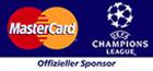 Mit MasterCard zur UEFA Champions League