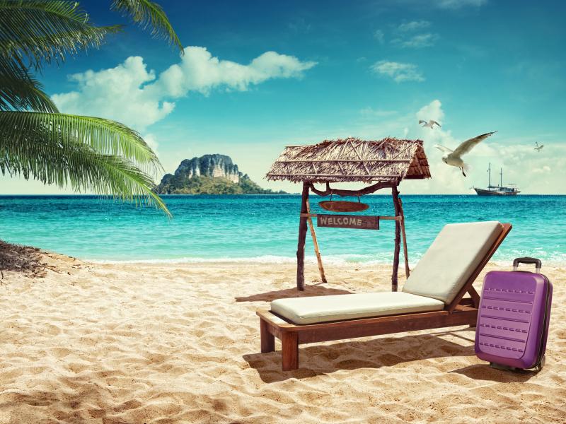 Dank Kreditkarte: Junge fliegt allein nach Bali