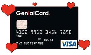 Valentinstagsaktion bei GenialCard