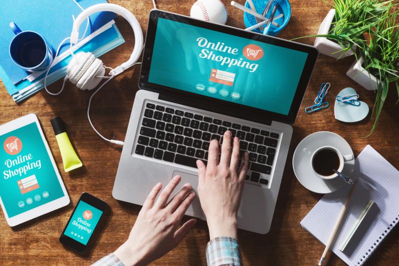 Steigende Akzeptanz von Kreditkarten im Online-Handel