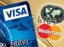 MasterCard und VISA Kreditkarten