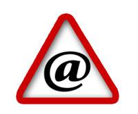 Warnung vor betrügerischen E-Mails