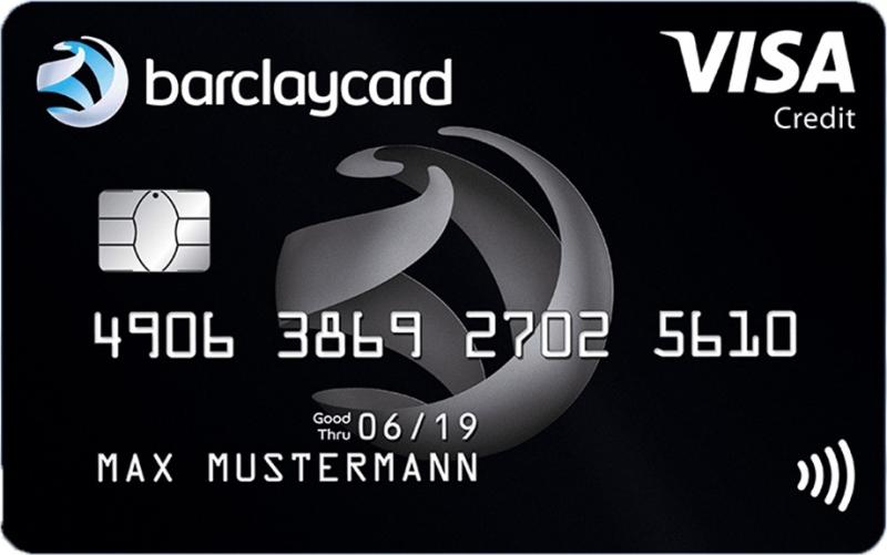 Was bietet die Barclaycard Visa?