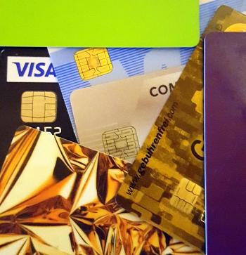 Was ist der Unterschied zwischen einer Kredit- & EC-Karte?