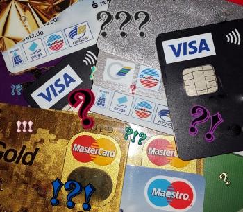 Welches ist die passende Kreditkarte für die individuellen Bedürfnisse des Kunden?