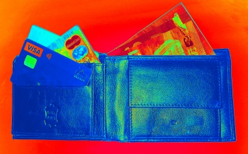Wenn Bargeld ausgeben Schmerzen verursacht...