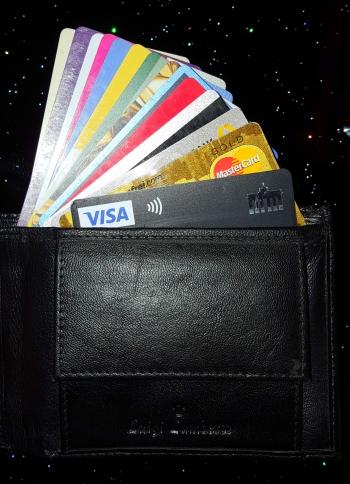 Wenn die schwarze Kreditkarte nicht reicht