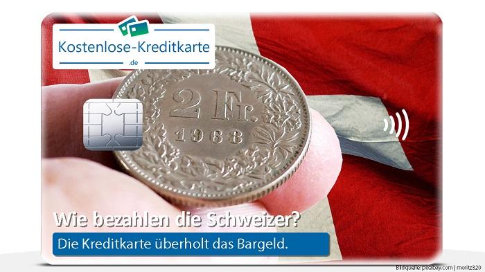 Wie bezahlen die Schweizer?